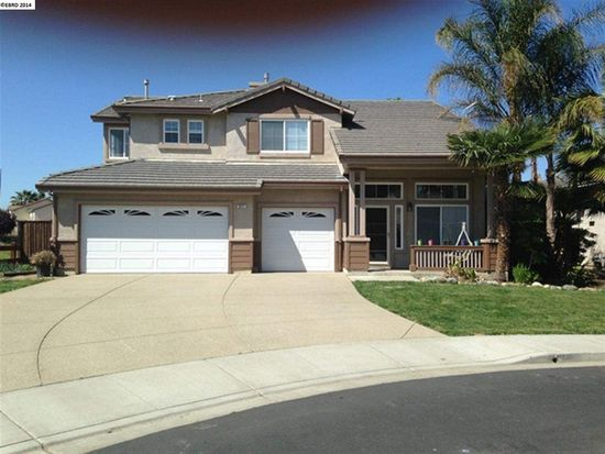 851 Blossom Ct, Brentwood, CA 94513