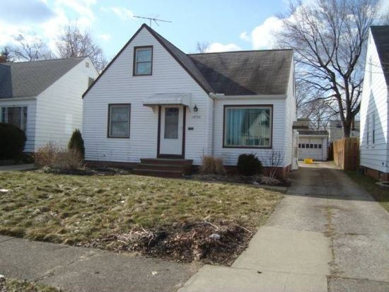 14706 Krems Ave, Maple Heights, OH 44137