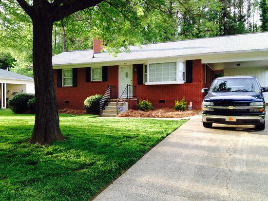 208 Westdale Ave, Lexington, NC 27295