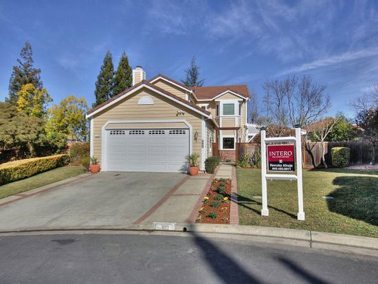 1172 Mountain Quail Cir, San Jose, CA 95120