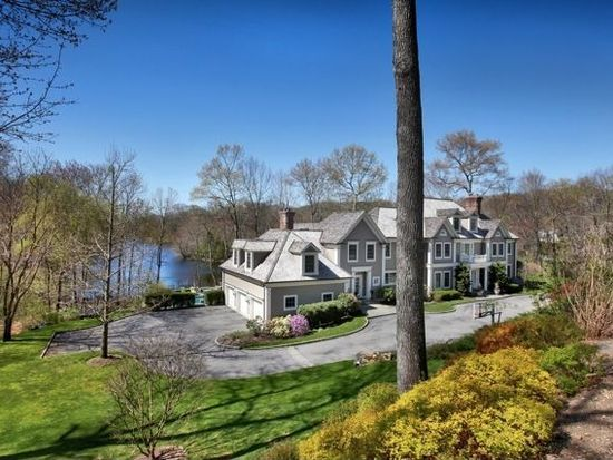 120 Clearview Ln, New Canaan, CT 06840