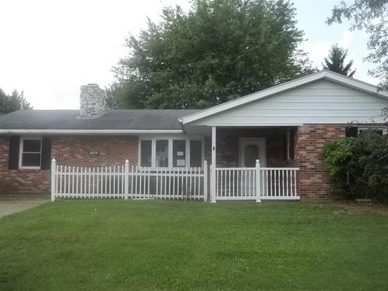 1699 Maumee Dr, Xenia, OH 45385