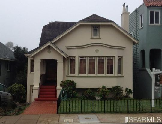121 Granville Way, San Francisco, CA 94127