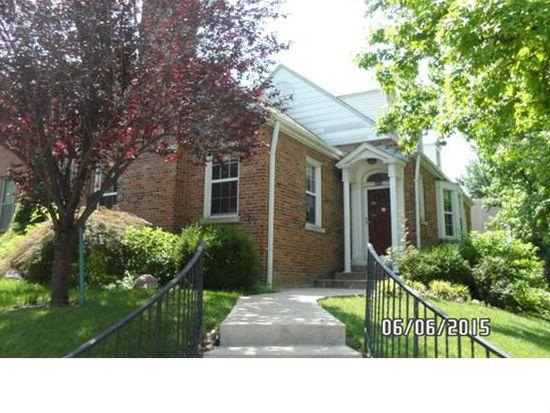 6662 Bancroft Ave, Saint Louis, MO 63109