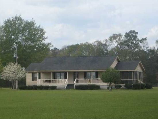 2752 Black Creek Rd, Walterboro, SC 29488
