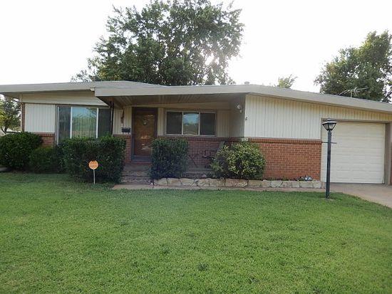 2809 S Bennett Ave, Wichita, KS 67217