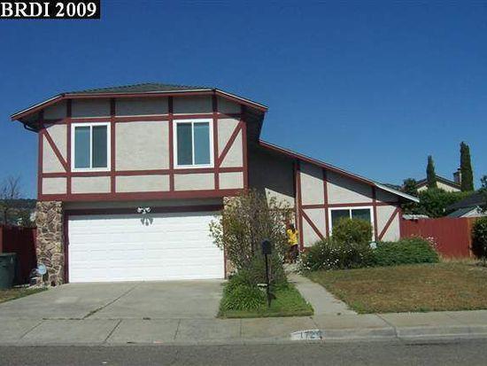 172 Basalt Dr, Vallejo, CA 94589
