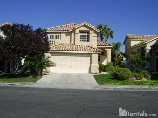 2424 Ginger Lily Ln, Las Vegas, NV 89134