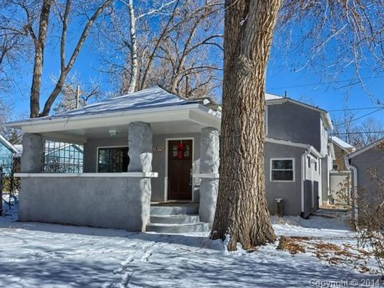 1611 N Corona St, Colorado Springs, CO 80907