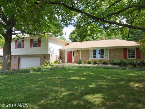 17717 Queen Elizabeth Dr, Olney, MD 20832