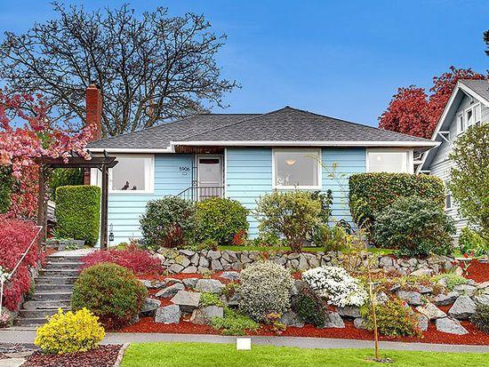 5906 44th Ave SW, Seattle, WA 98136