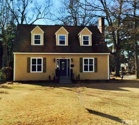 1300 E Holly St, Goldsboro, NC 27530