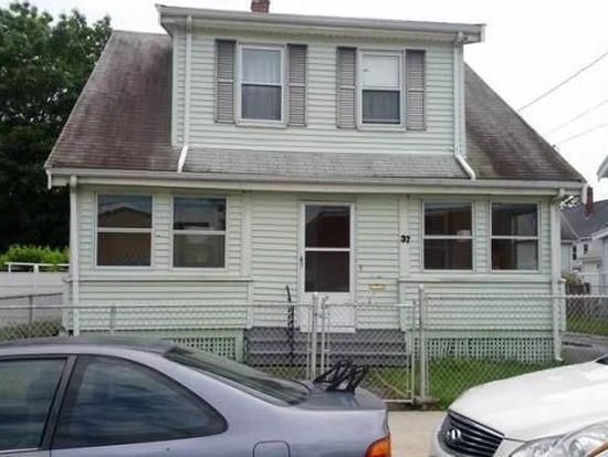37 Sidney Ave, Lynn, MA 01902