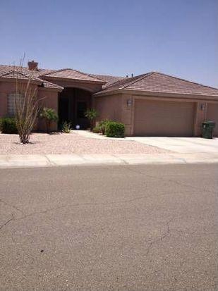 11280 S Avenida La Primera, Yuma, AZ 85367