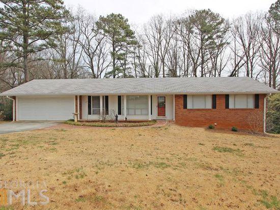 541 Smithstone Rd SE, Marietta, GA 30067