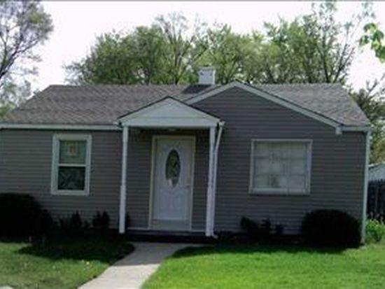 2034 Frances Ave, Elkhart, IN 46516