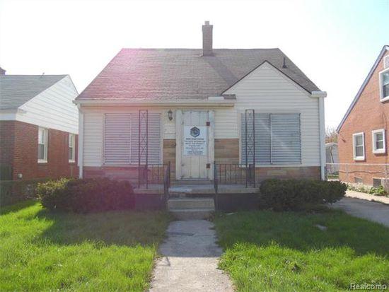 6791 Artesian St, Detroit, MI 48228