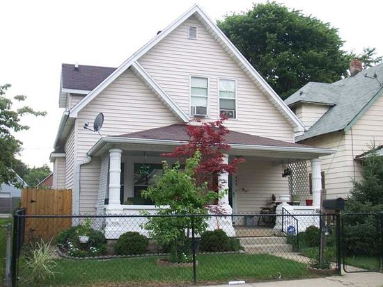 446 N Goodlet Ave, Indianapolis, IN 46222