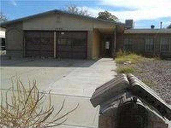2808 Gaston Dr, El Paso, TX 79935
