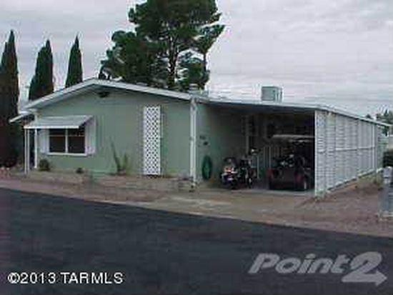 5331 W Flying W St, Tucson, AZ 85713