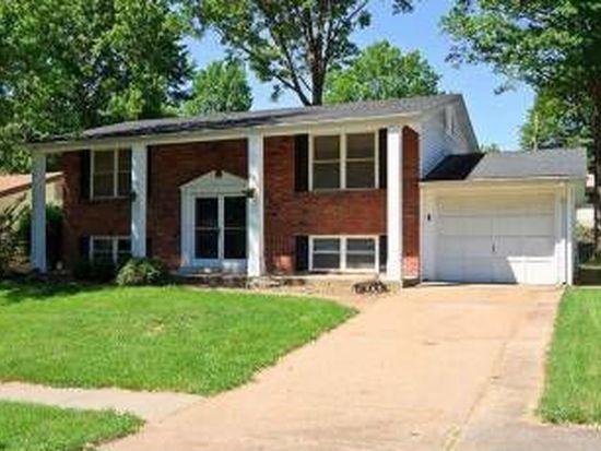 2519 Wesglen Estates Dr, Maryland Heights, MO 63043