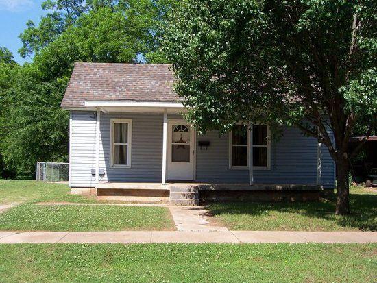 1308 S Duck St, Stillwater, OK 74074
