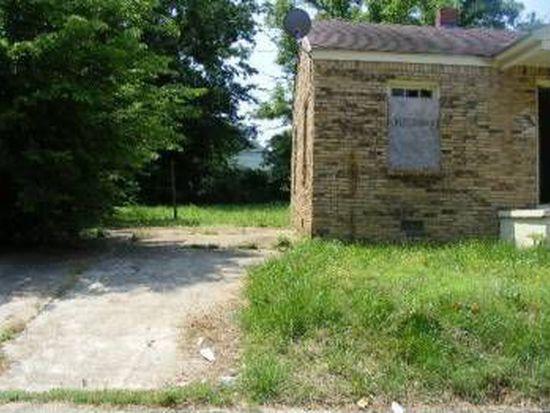 135 W Dison Ave, Memphis, TN 38109