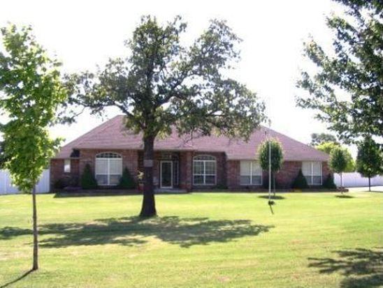 676 Houser Dr, Choctaw, OK 73020