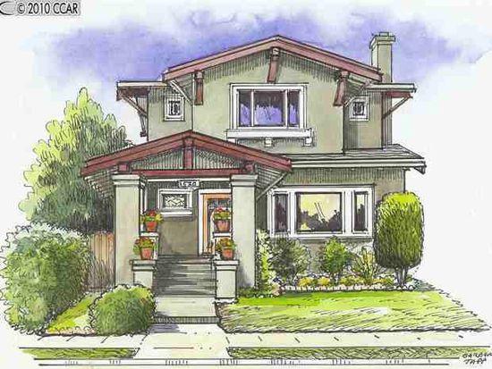 1520 Ward St, Berkeley, CA 94703