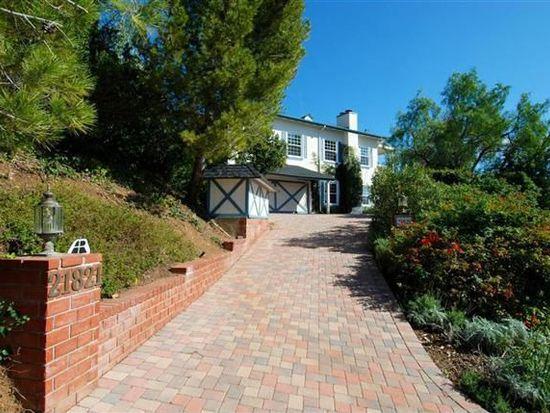 21821 Castlewood Dr, Malibu, CA 90265