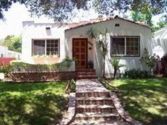 1039 Bella Vista Ave, Pasadena, CA 91107