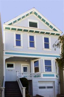 350 Eureka St, San Francisco, CA 94114