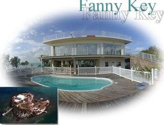 1498 Fanny Key Rd, Marathon, FL 33050