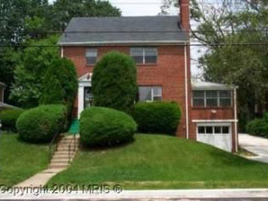 1309 Roxanna Rd NW, Washington, DC 20012