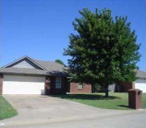1712 Overland Trl, Choctaw, OK 73020