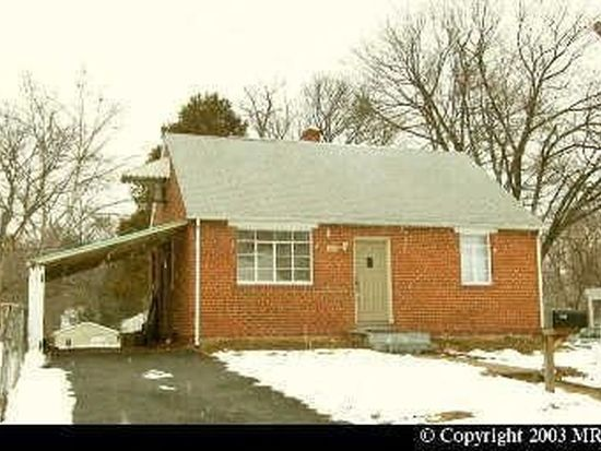 6906 Farragut Ave, Falls Church, VA 22042