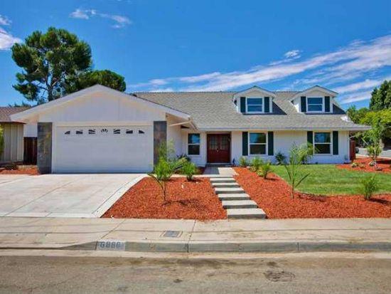 6888 Bonnie View Dr, San Diego, CA 92119