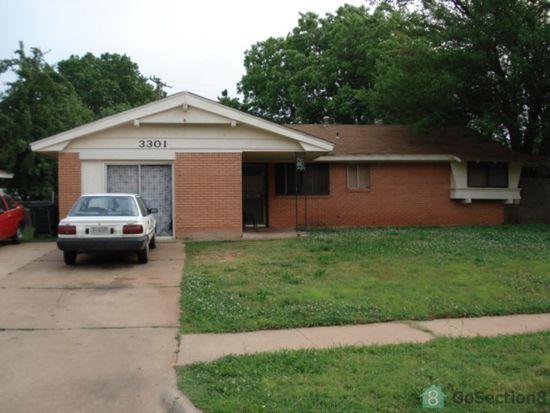 3301 N Mckinley Ave, Oklahoma City, OK 73118