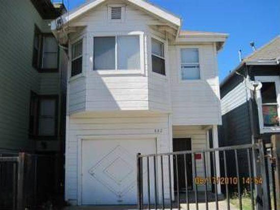 882 Isabella St, Oakland, CA 94607