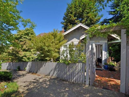 1012 W Raye St, Seattle, WA 98119