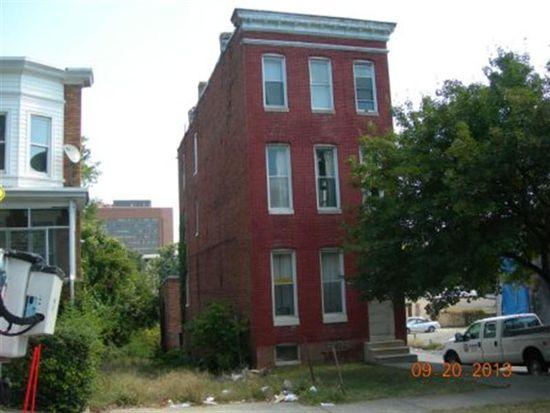 2001 Dukeland St, Baltimore, MD 21216