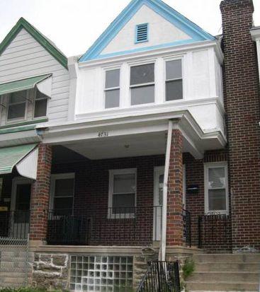 4731 Marple St, Philadelphia, PA 19136