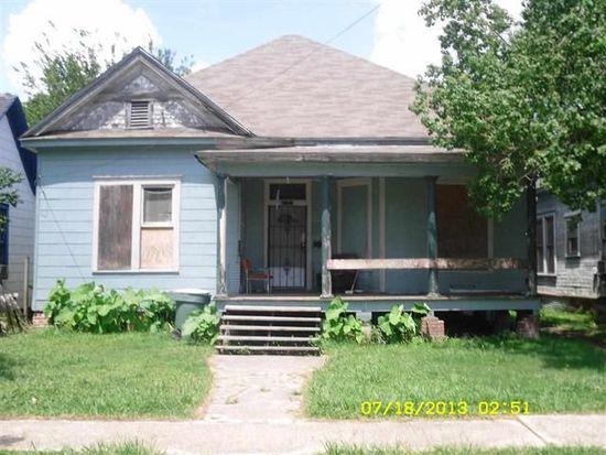 1075 Avenue C, Beaumont, TX 77701