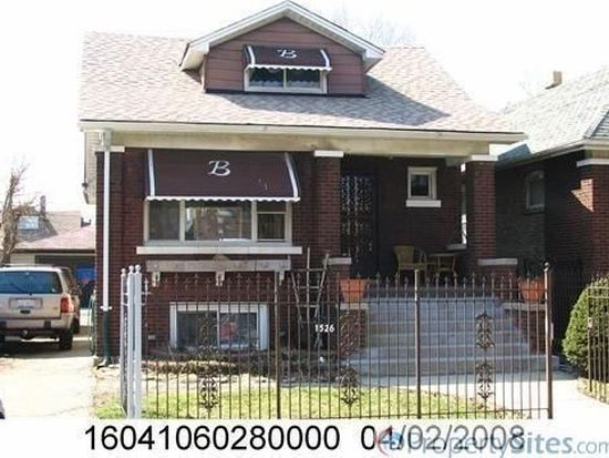 1526 N Latrobe Ave, Chicago, IL 60651