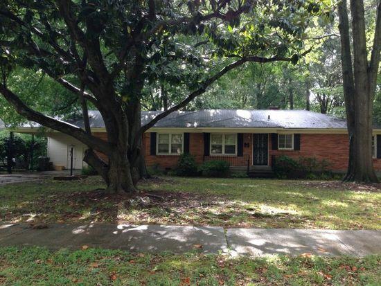 329 Fairfield Cir, Memphis, TN 38117