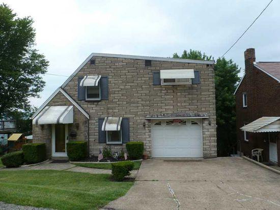 3901 Inland Ave, West Mifflin, PA 15122