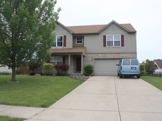 45 Cedarwood Ct, Whiteland, IN 46184