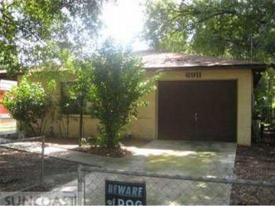 6911 N Thatcher Ave, Tampa, FL 33614