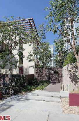 1037 N Laurel Ave APT 8, West Hollywood, CA 90046