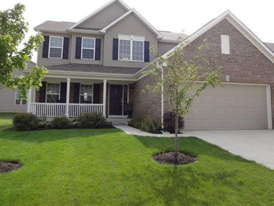13981 Wendessa Dr, Fishers, IN 46038